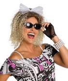 80s Rock Fancy Dress Wig