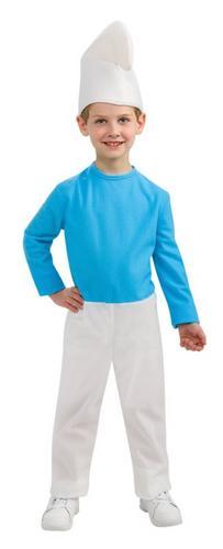 Smurf Boys Costume Thumbnail 1