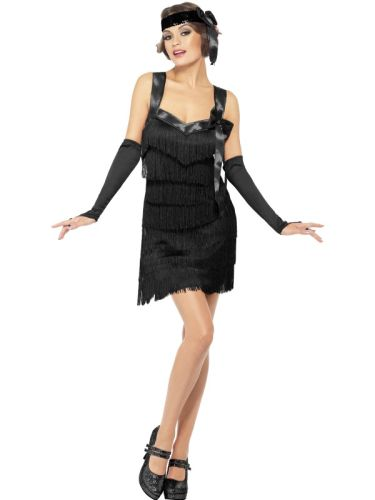 NEW-Adult-1920s-Charleston-20s-Foxy-Flapper-Ladies-Fancy-Dress-Hen-Party-Costume