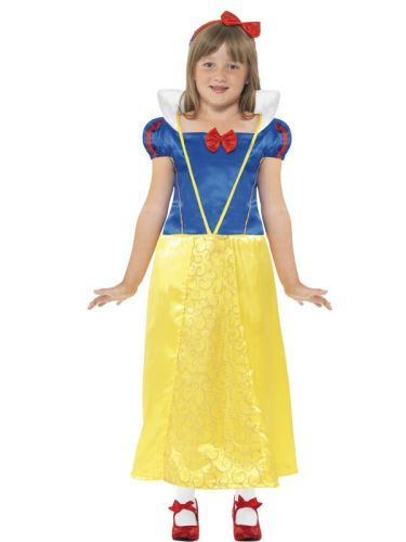 Snow Princess Childs Costume
