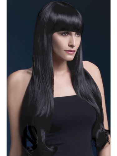 Fever Bella Wig Black