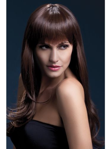 Fever Sienna Wig Brown