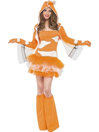 Fever Clownfish Tutu Dress