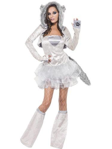 Fever Wolf Tutu Dress