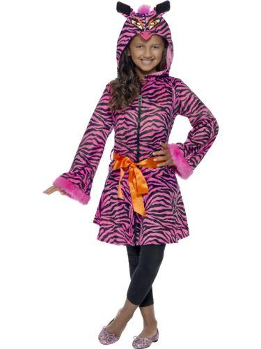 Childs Zebra Sass Costume Thumbnail 1