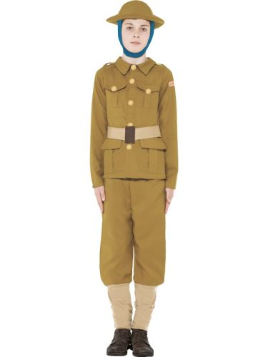 Horrible Histories WWI Boy Costume Thumbnail 1