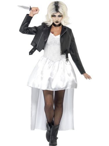 Ladies Bride of Chucky Costume Thumbnail 1