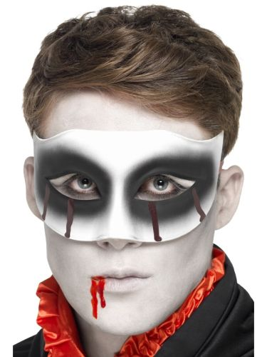 Zombie Masquerade Eyemask Thumbnail 1