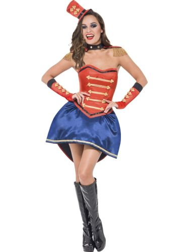 Fever Boutique Ringmaster Costume Thumbnail 1