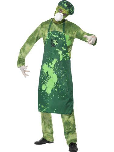 Adult Biohazard Male Costume Thumbnail 1
