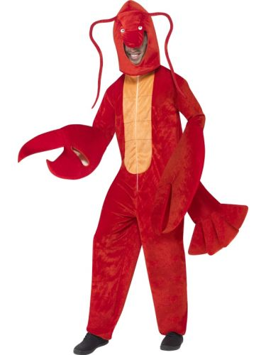 Lobster Costume Thumbnail 1