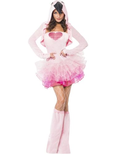 Fever Flamingo Tutu Dress Thumbnail 1