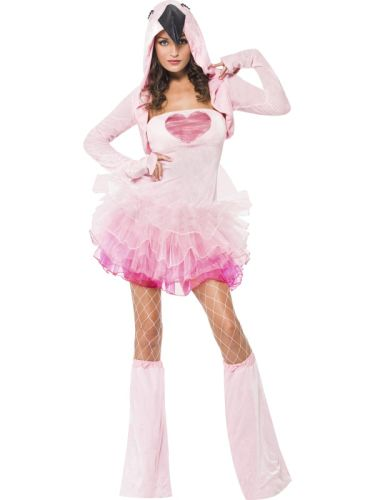 Fever Flamingo Tutu Dress Thumbnail 2