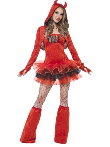 Fever Devil Tutu Dress Thumbnail 2