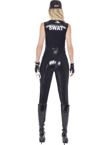 Fever SWAT Costume Thumbnail 3