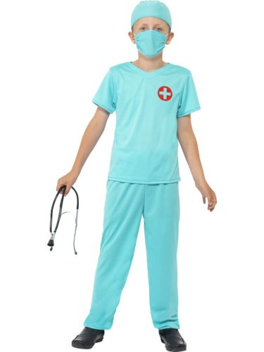 Surgeon Childs  Costume Thumbnail 1