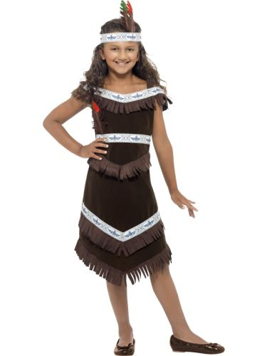 Indian Girl Costume Thumbnail 1
