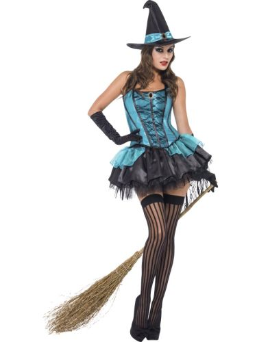 Fever Witch Devine Costume Thumbnail 2
