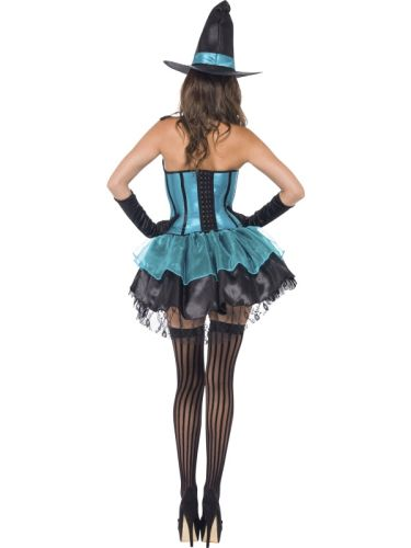 Fever Witch Devine Costume Thumbnail 3