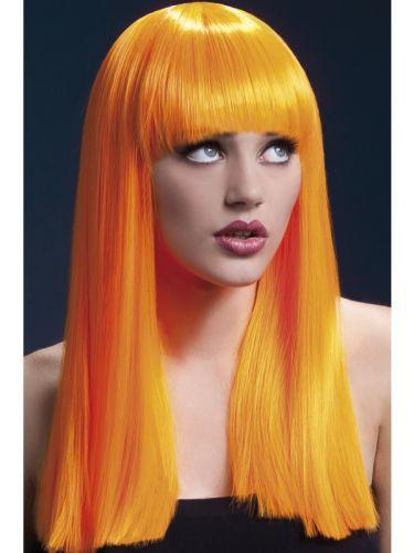 Fever Alexia Wig Neon Orange Thumbnail 1