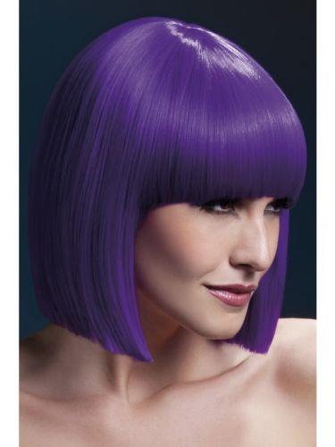 Fever Lola Wig Purple Thumbnail 1