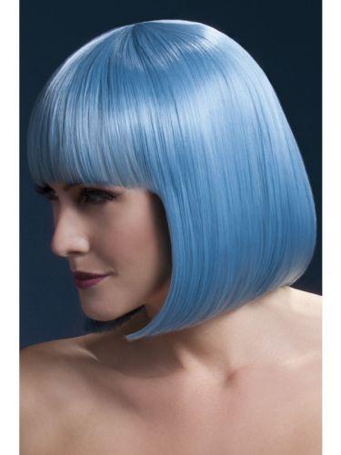 Fever Elise Wig Pastel Blue Thumbnail 1