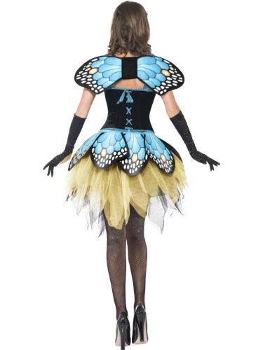 Fever Boutique Butterfly Costume Thumbnail 3