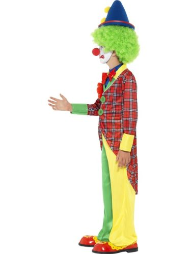 Clown Costume Childs Thumbnail 2