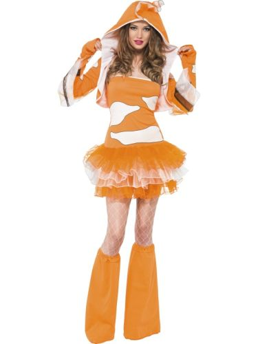 Fever Clownfish Tutu Dress Thumbnail 2