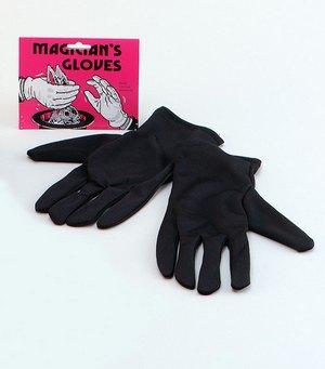 Gloves. Gents Black Thumbnail 1