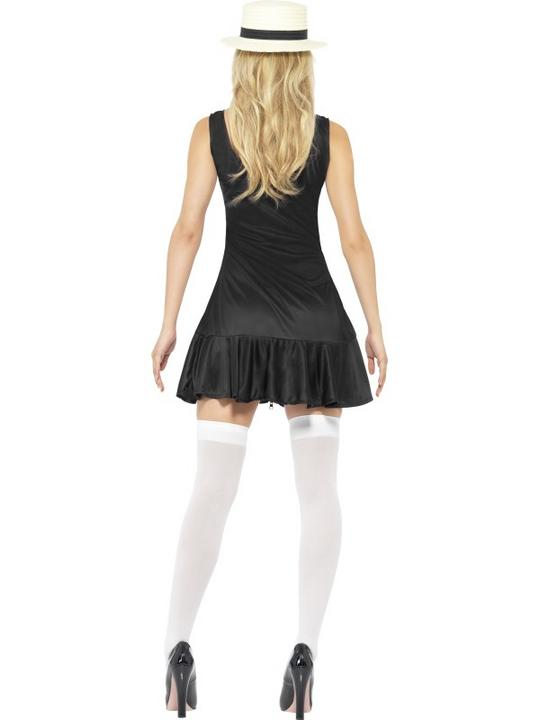 Schoolgirl Dress Fancy Dress Costume Thumbnail 3