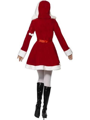 Miss Santa Fancy Dress Costume Thumbnail 2
