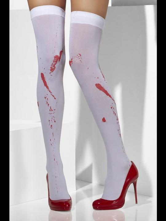 Blood Stained Opaque Hold-Ups Thumbnail 1