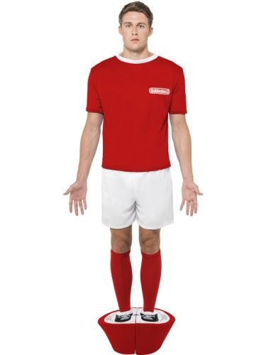 Subbuteo Costume Red Strip Thumbnail 1