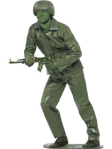 Toy Soldier Costume Thumbnail 1