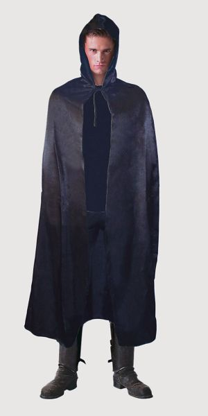 Adult Hooded Statin Cape