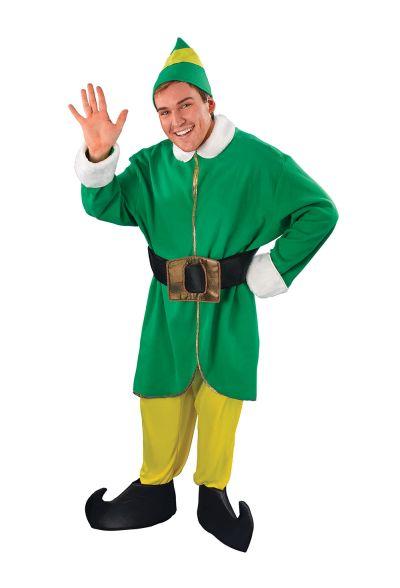 Males Elf costume
