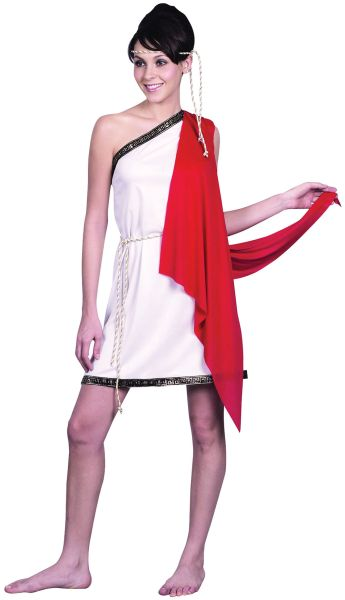 Ladies Toga Costume