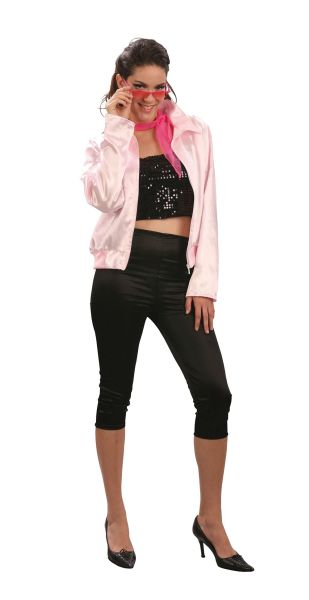 Pink Jacket and Trousers Costume
