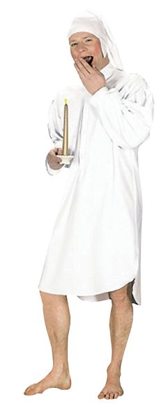Male Night Shirt costume