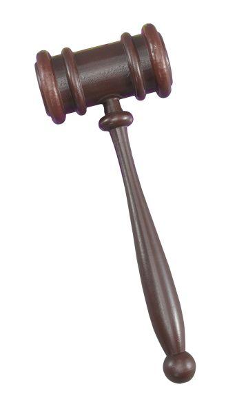 Gavel (Judges Hammer)
