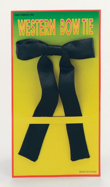Western Bow Tie