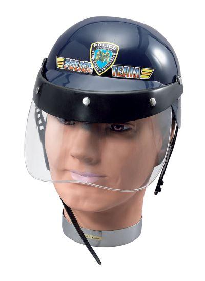 Police Helmet & Visor