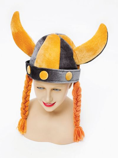 Viking Helmet Soft + Plaits