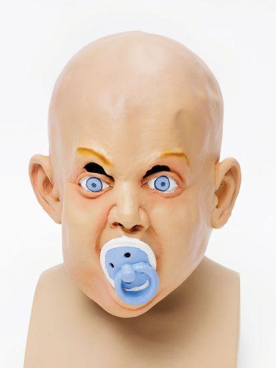Baby Mask + Dummy