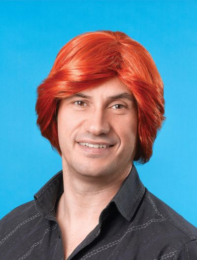 Tony Wig. Ginger