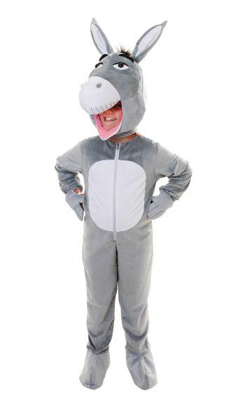 Childs Donkey Big Head Costume