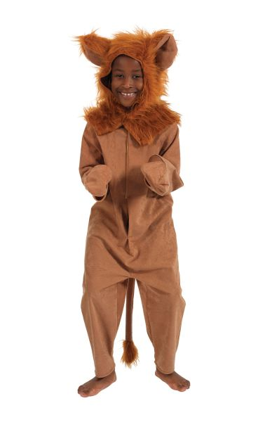 Childs Lion Costume