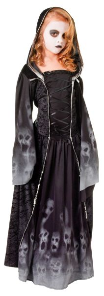 Girls Forgotten Souls Costume
