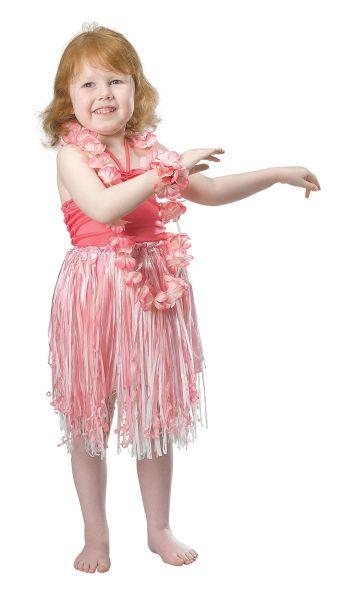 Childs Hula Girl Costume